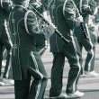 A Marching Band — Stock Photo