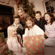 Foto Stock: Christmas Morning