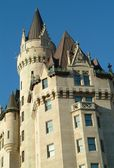 Das chateau laurier hotel — Stockfoto