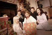 Christmas Morning — Foto Stock