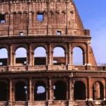 The Coliseum In Rome — Stock Photo