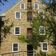 Stock Photo: Old Mill, Black Creek Village, Ontario, Canada