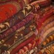 Stock Photo: Stacks Of Carpets