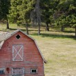Stock Photo: Old barn