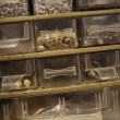 Stock Photo: Old Fashioned Storage