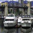 Boats In Harbor — Stock Photo #31680593