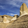 Stock Photo: Natural Sand Towers