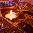 Christmas Candle — Stockfoto #31681229