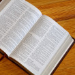 The Holy Bible — Stock Photo