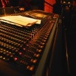 Mixing Sound Board — Stock Photo #31683437