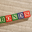 Stock Photo: Bonds