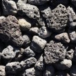 Stock Photo: Basalt Lava Rocks