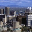 Stock Photo: Downtown Montreal