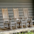 Row Of Cottage Chairs — Stock Photo #31684307