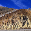 Stock Photo: Golden Canyon, Death Valley National Park