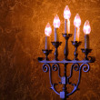 Stock Photo: Candelabra