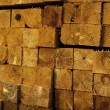 Stock Photo: Close Up Of Lumber