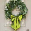 Christmas Wreath — Stock Photo #31687519