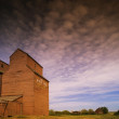 Stock Photo: Grain Elevators