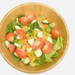 Foto Stock: A Fresh Salad