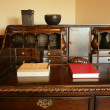 Stock Photo: Antique Desk