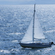 Foto Stock: Sailing Boat