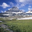 Stock Photo: Reynolds Mountain In Montana