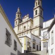 Stock Photo: IglesiParroquial Spain