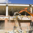 Demolition On Building — Stockfoto #31689223