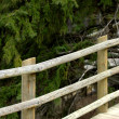 Stock Photo: Wooden Walkway