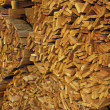 Stock Photo: Pile Of Lumber