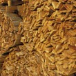 Foto Stock: Pile Of Lumber