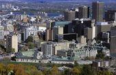 Downtown Montreal — Stock Photo