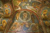 Religious Ceiling Paintings At Goreme Open Air Museum, Cappadocia, Turkey — Stock Photo