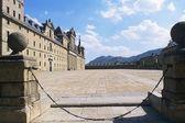 Palace Of Felipe Ii C 1563 Madrid — Stock Photo