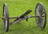 Wagon Wheels — Stock Photo