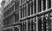 Rows Of Pillars — Stock Photo