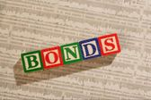 Bonds — Stock Photo