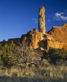 Sandstone Spire, Kodachrome Basin State Park — Stock Photo