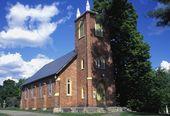 Exterior Of A Church — Stock Photo