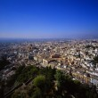 View Of The Spanish City Of Grenada, Seen From The Alhamba Palace — Stock Photo #31690167