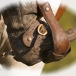 Stock Photo: Cowboy Boot