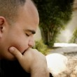 Man In Deep Thought — Stock Photo #31690901