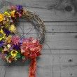 Stock Photo: Decorative Wreath
