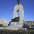 Stock Photo: National War Memorial OttawCanada