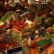 Stock Photo: Produce Market