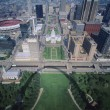 Stock Photo: Aerial View Of Saint Louis, Missouri