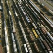 Rail Car Storage — Stock Photo #31693475