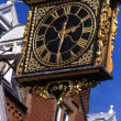 Stock Photo: Guildhall Projecting Clock