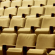 Theater Seats — Stock Photo